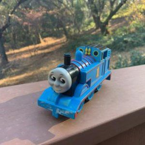 💜Vintage Toy Thomas The Train Whistle Sounds Real